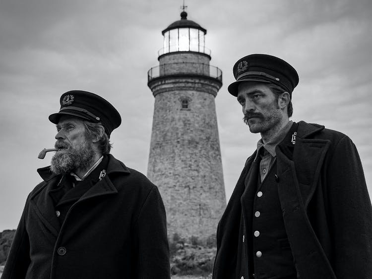 Otherworldly 'The Lighthouse' Trailer Looks Even Scarier