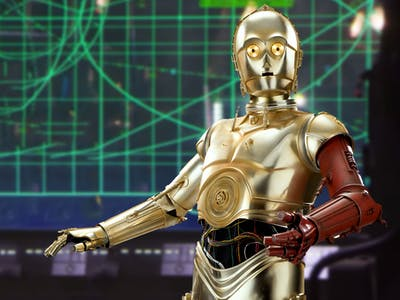 How C-3PO Got His Red Arm Revealed in 'Star Wars' Comic Book