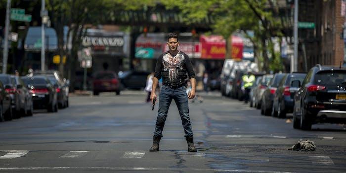the Punisher Netflix Season 2 Jon Bernthal