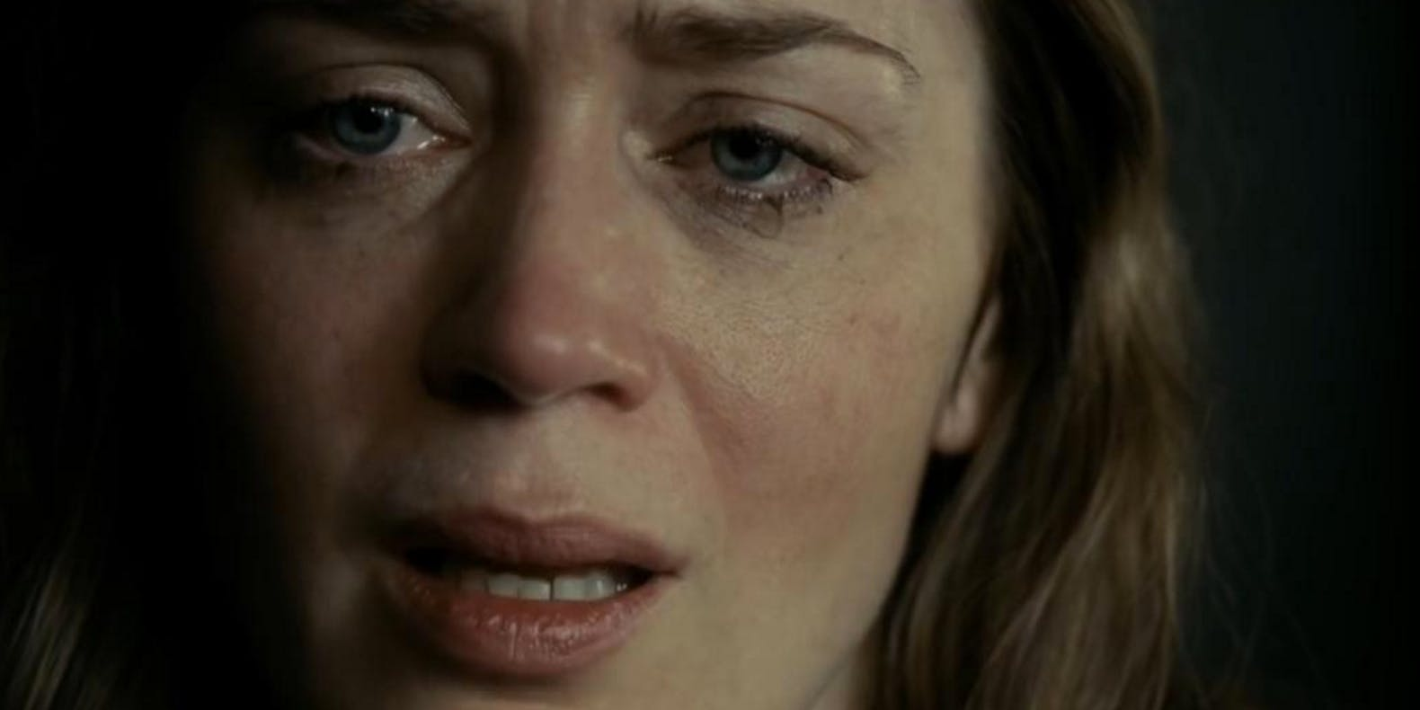 """A still from """"The Girl on the Train."""""""