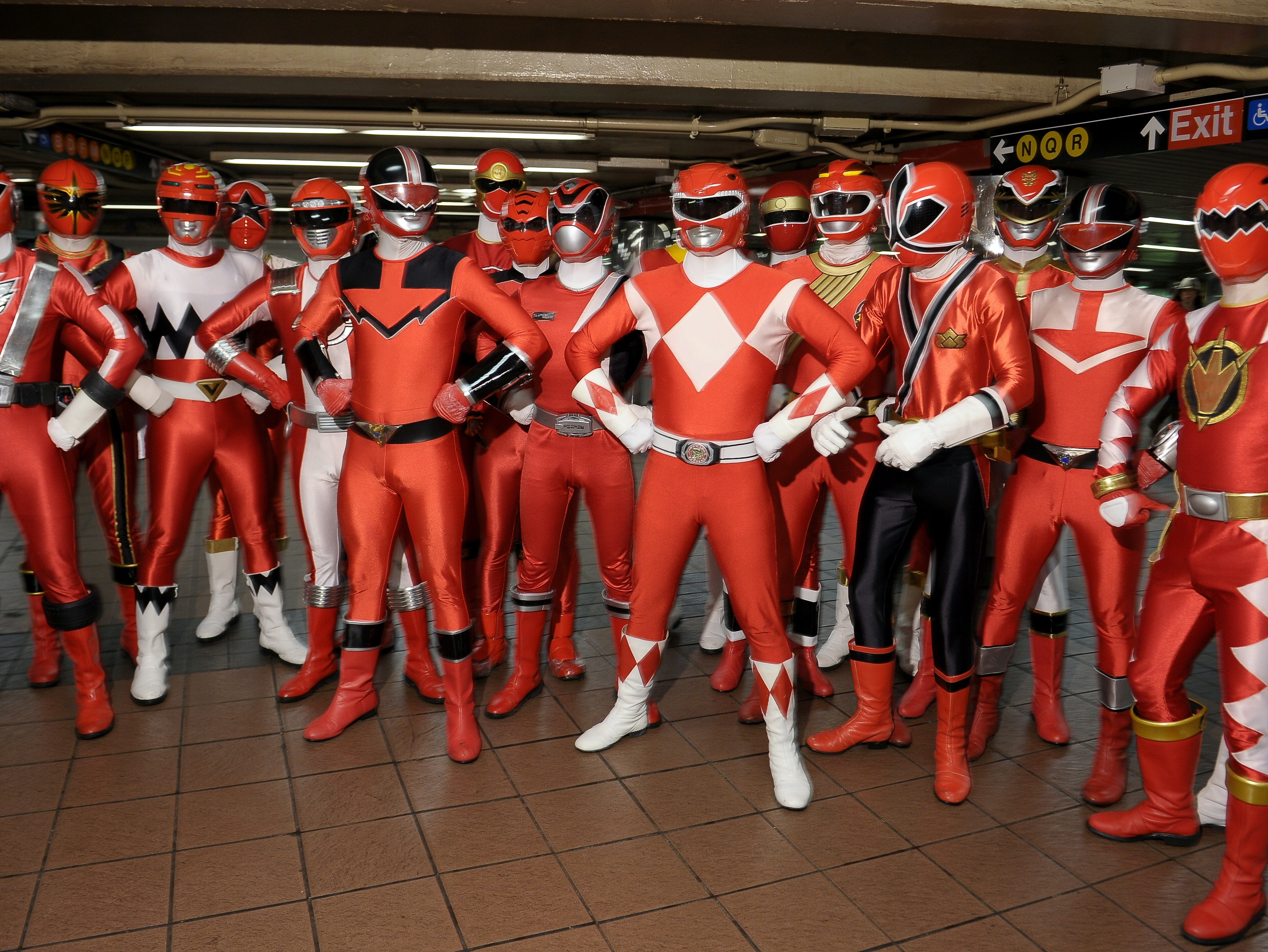 Every 'Power Rangers' Theme Song, Ranked