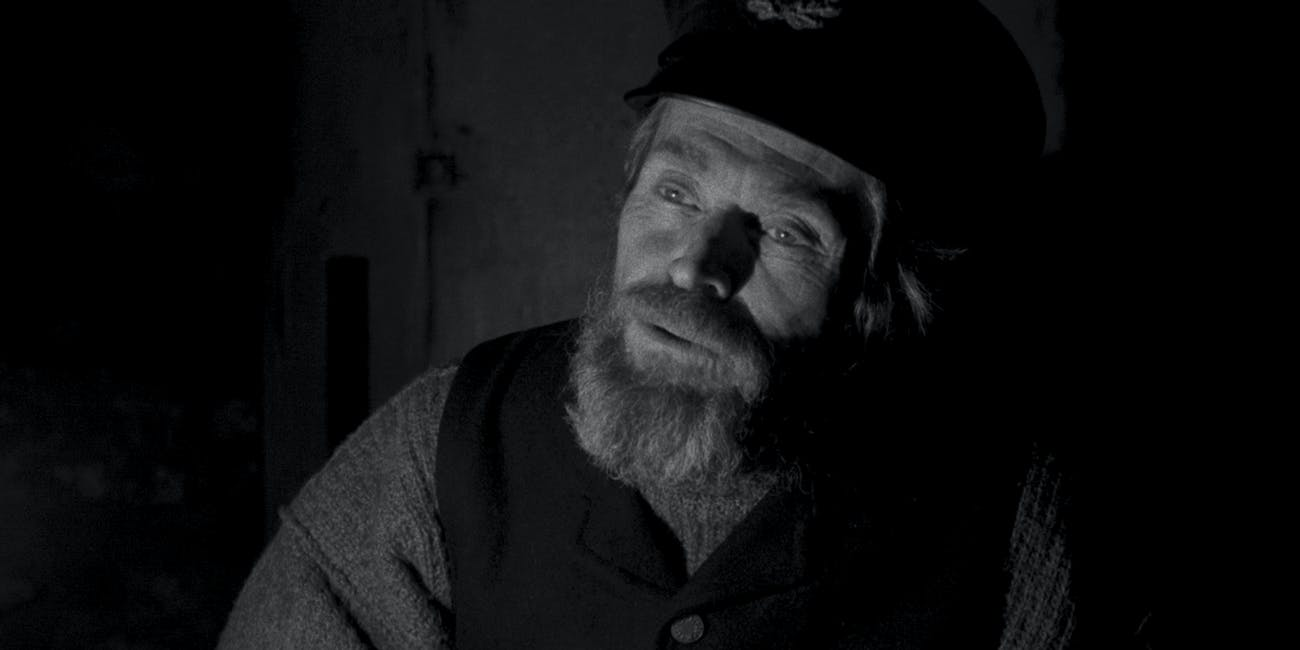 Willem Dafoe A24 The Lighthouse