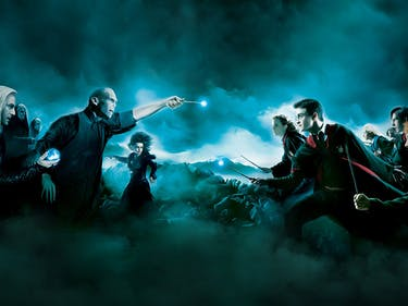 New Pottermore Book Club Will Be a 'Harry Potter' Fight Club