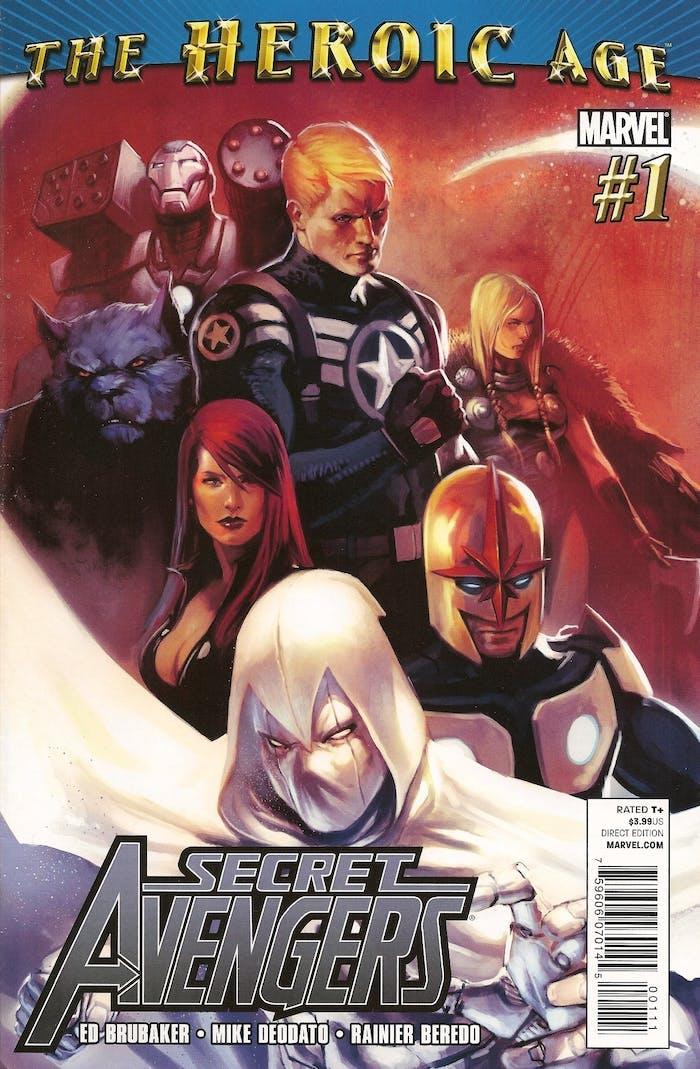 Secret Avengers MCU