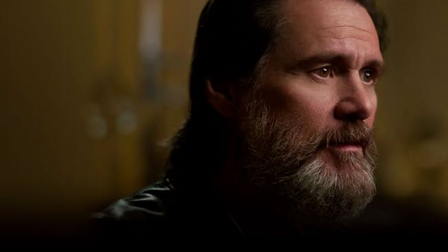 Jim Carrey in 'Jim & Andy' on Netflix.