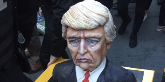 Donald Trump Cake
