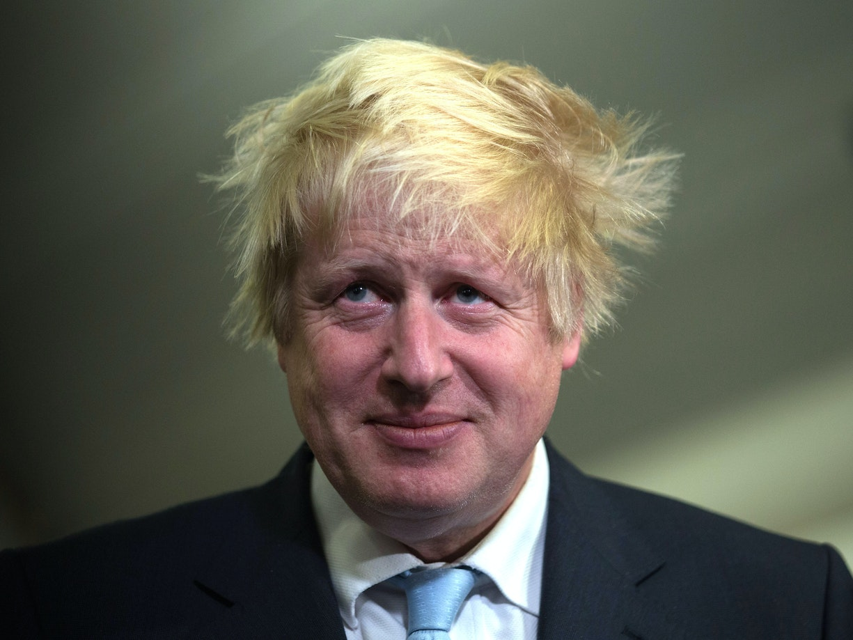 7 Reasons Uber Should Be Afraid to Debate London Mayor Boris 'Bojo' Johnson