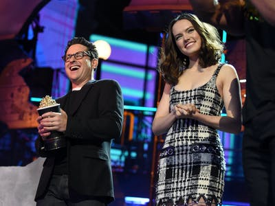 J.J. Abrams Reveals Who Rey's Parents Aren't in 'Star Wars,' Then Backtracks