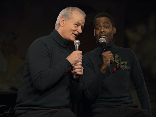 'A Very Murray Christmas' Is the Height of the Bill Murray Meme