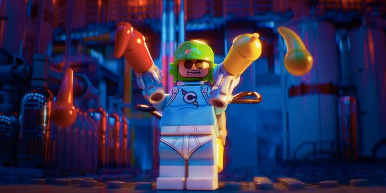 Condiment King in 'The Lego Batman Movie'