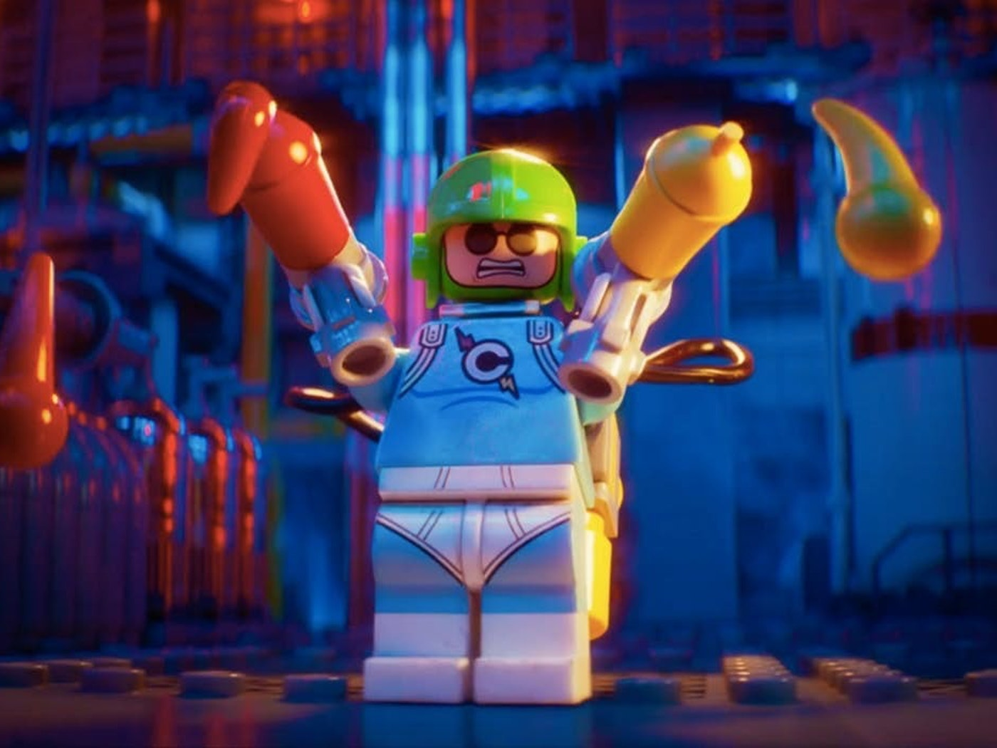 Condiment King in 'The Lego Batman Movie'