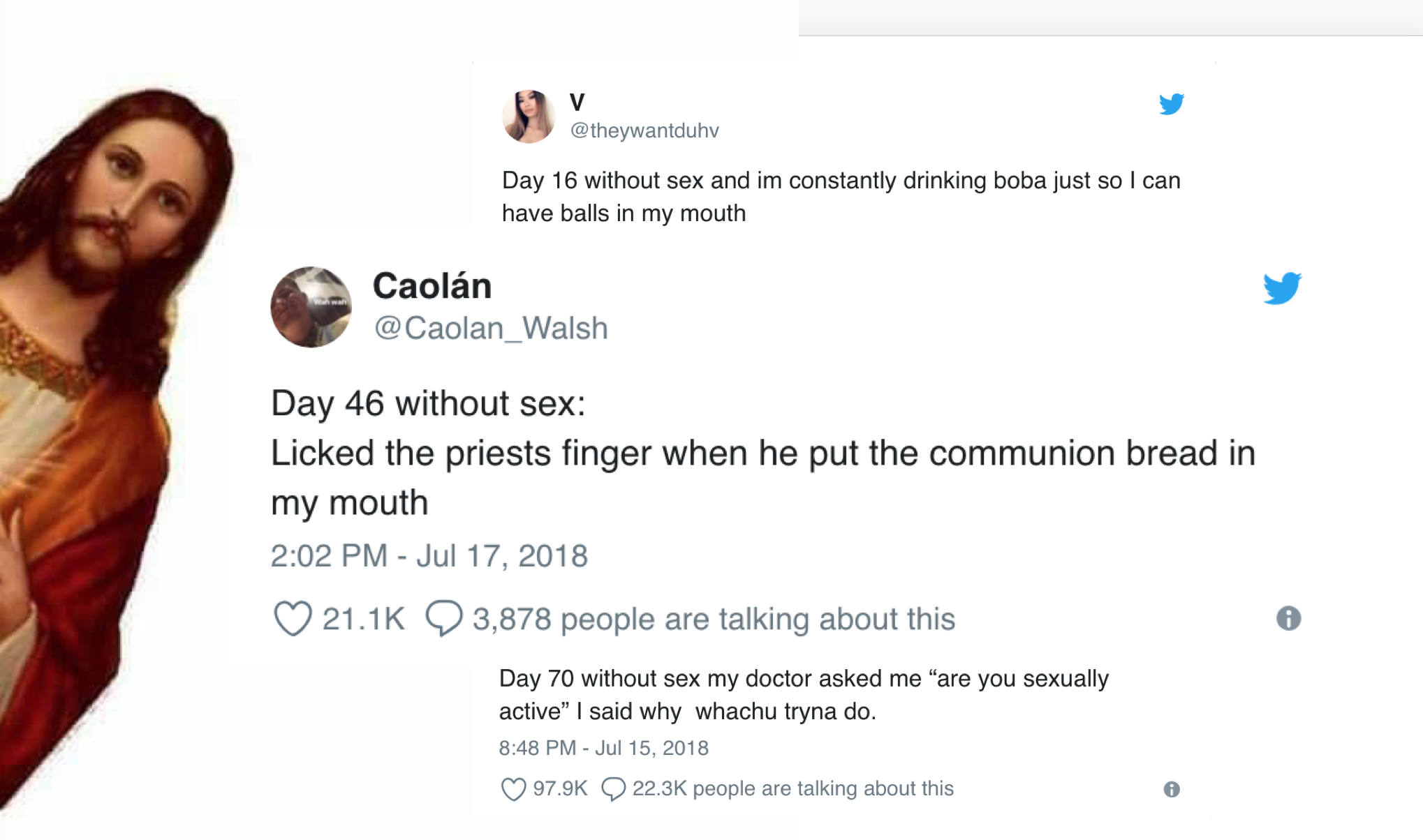 The 35 Best Days Without Sex Tweets Inverse