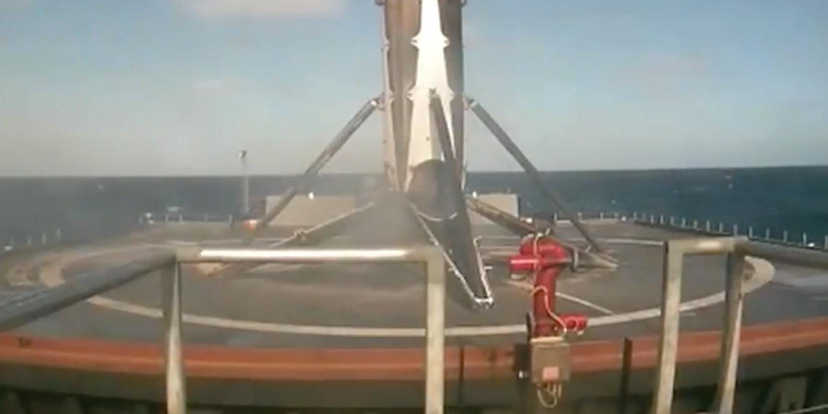 Falcon 9 launch January 14