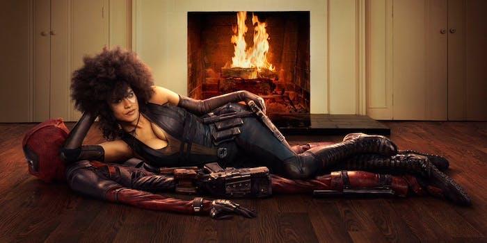 Zazie Beats Domino Deadpool 2