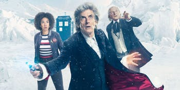 This could be a really crazy Christmas Special.