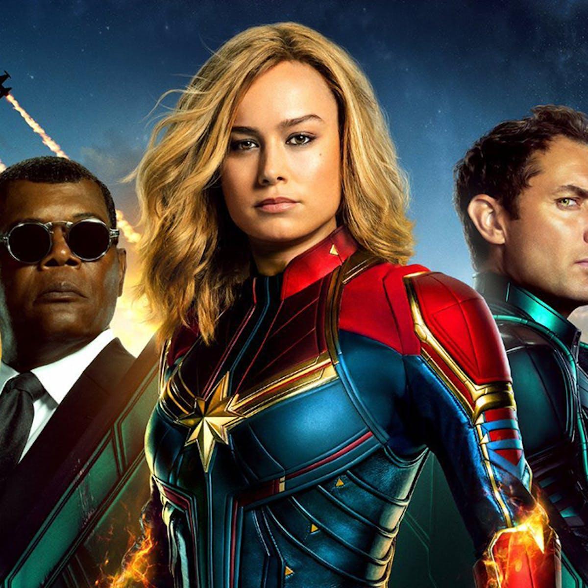 captain marvel' spoilers: how the biggest twist rewrites mcu history