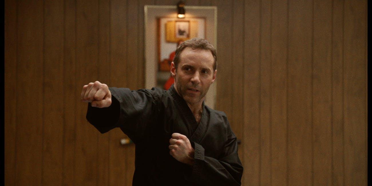 The Art of Self-Defense Alessandro Nivola