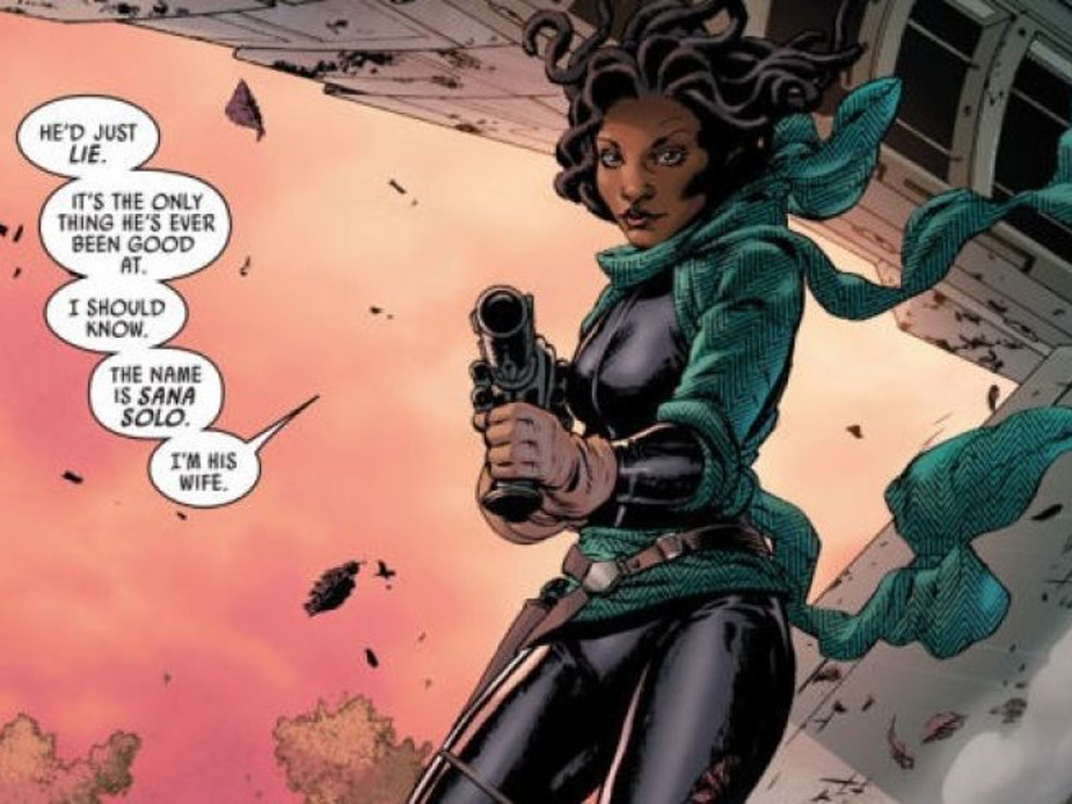 Could Sana be coming to the 'Star Wars' films?
