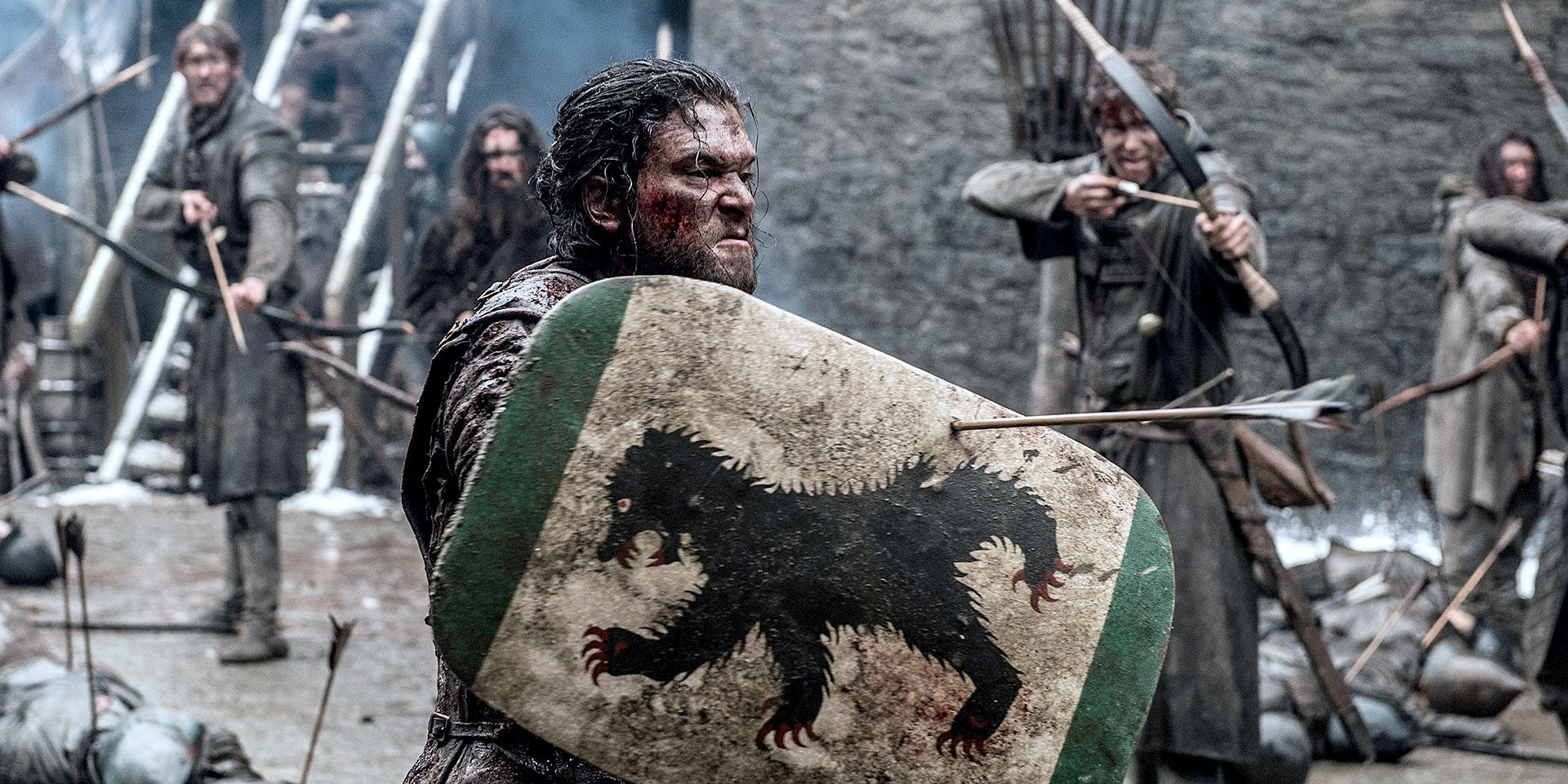 Jon Snow takes back the North in 'Game of Thrones'