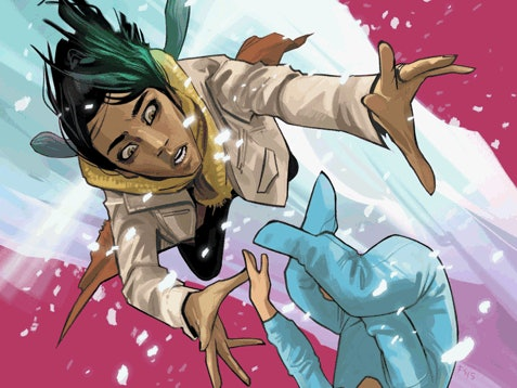 Image's 'Saga', The Best Comic Book On the Market, Returns