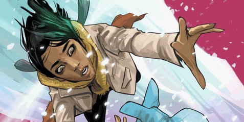 Image's 'Saga', The Best Comic Book On the Market, Returns
