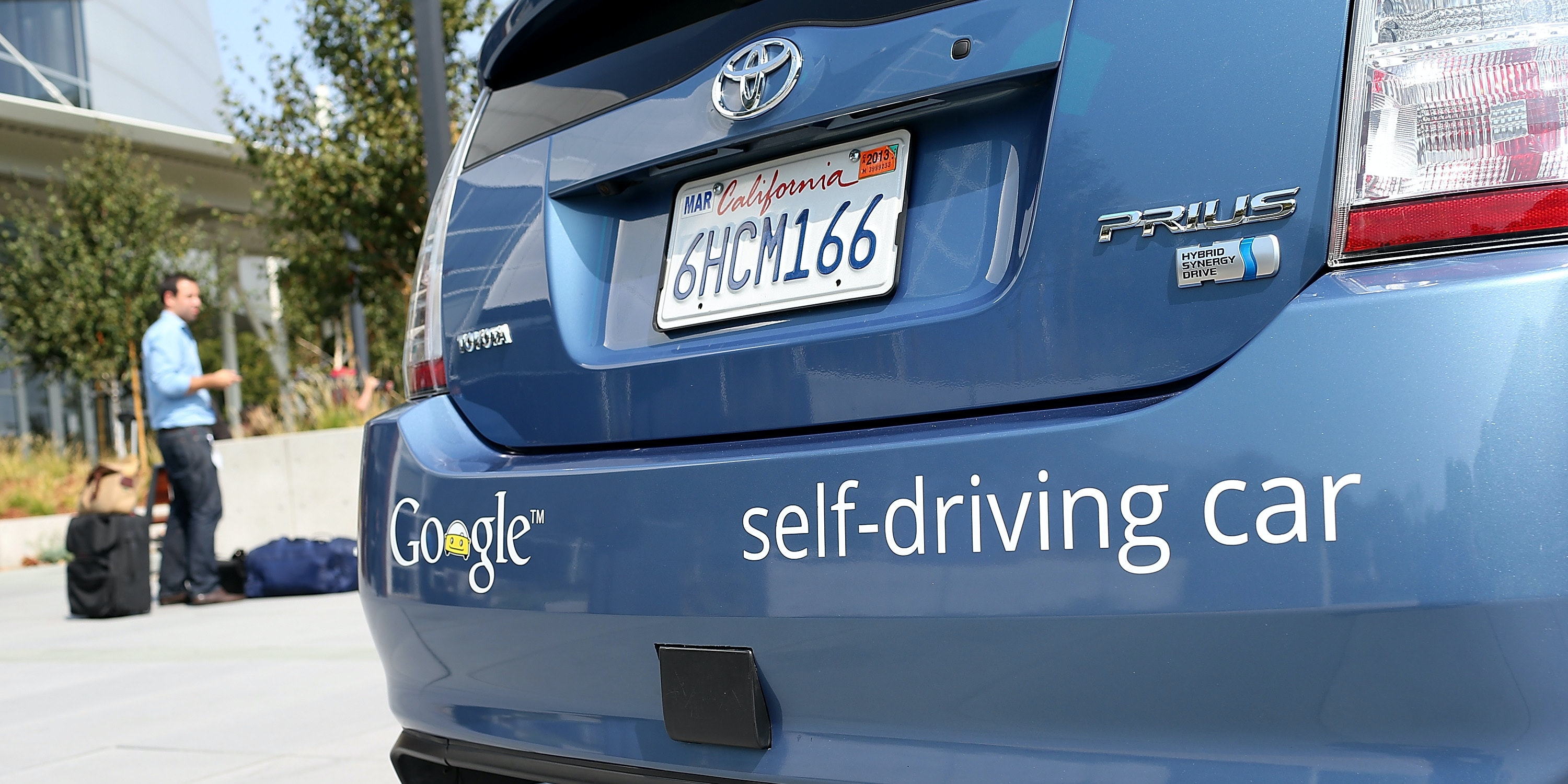 The Future of Driverless Cars: Where We're Going, We'll Need More Roads
