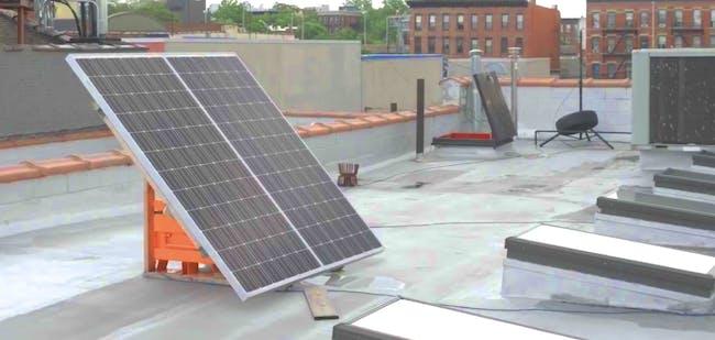 solar panels red hook wifi