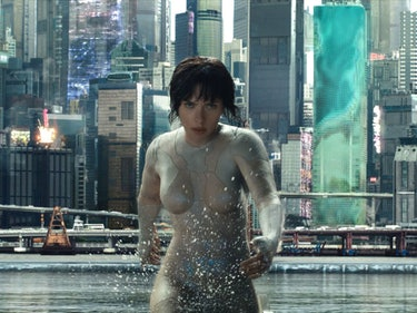Is a Cyborg Like the Major in 'Ghost in the Shell' Alive?