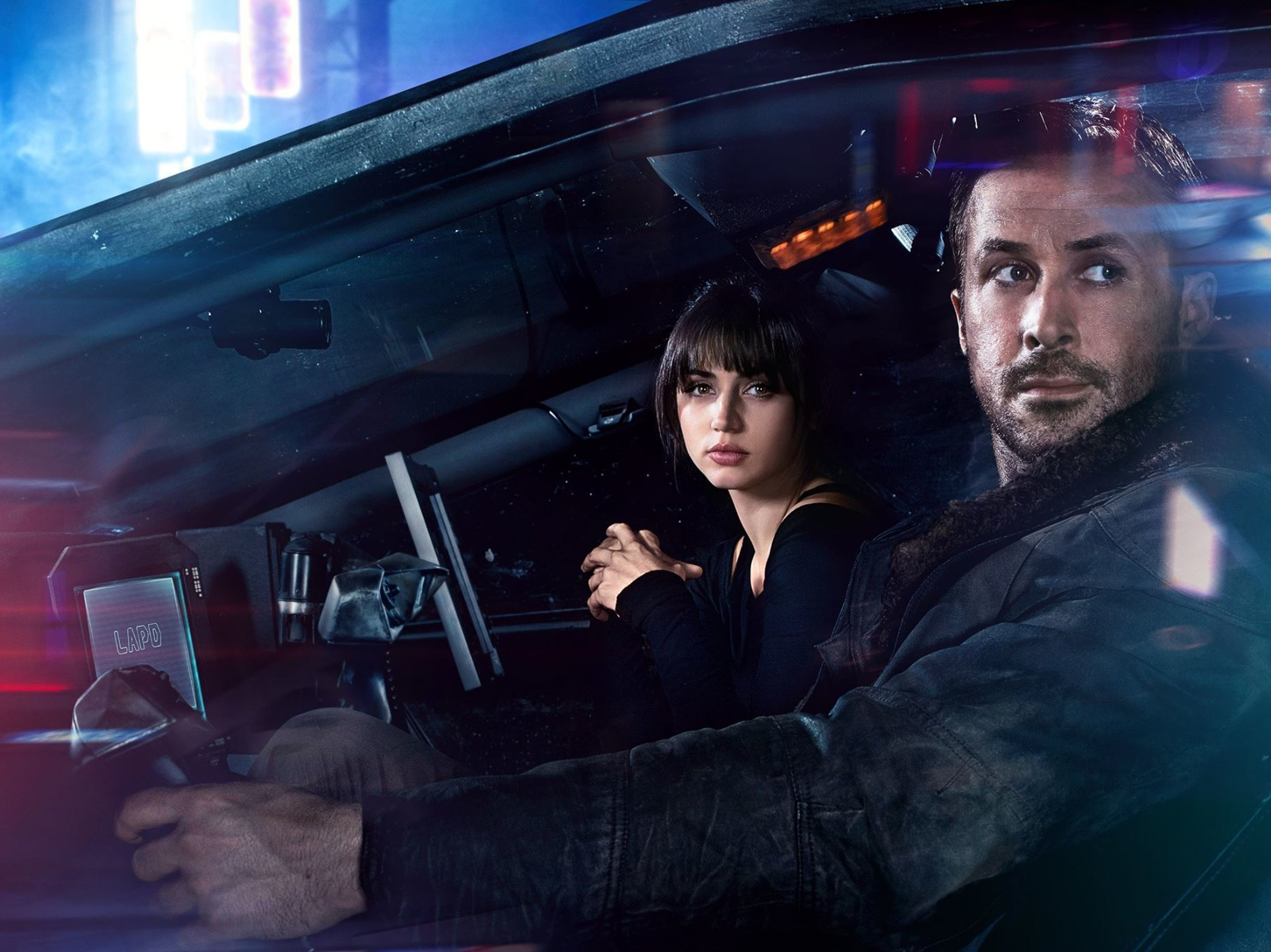 New 'Blade Runner' Photos Offer Neon Glimpses of Future LA