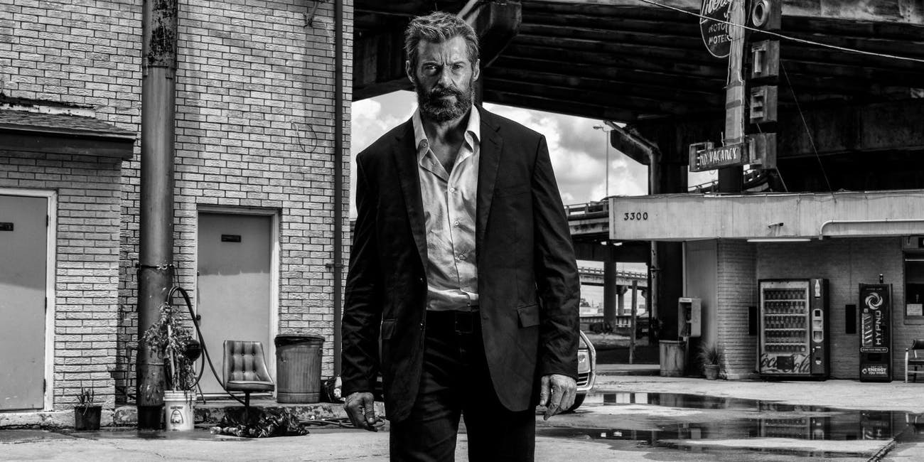 Preview image posted by 'Logan' director James Mangold of Hugh Jackman's Wolverine