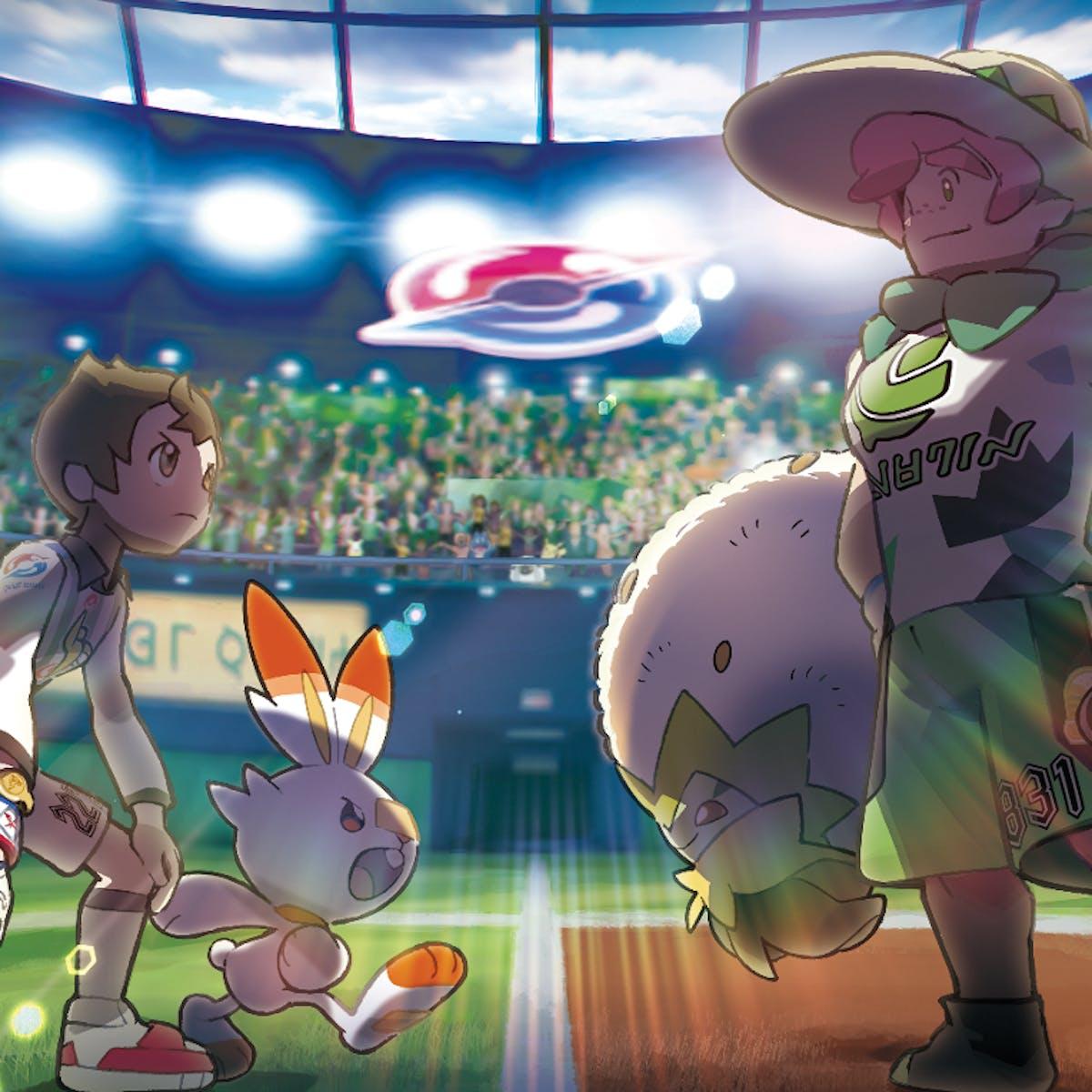 How to beat Milo in 'Pokémon Sword and Shield's Turffield City grass gym