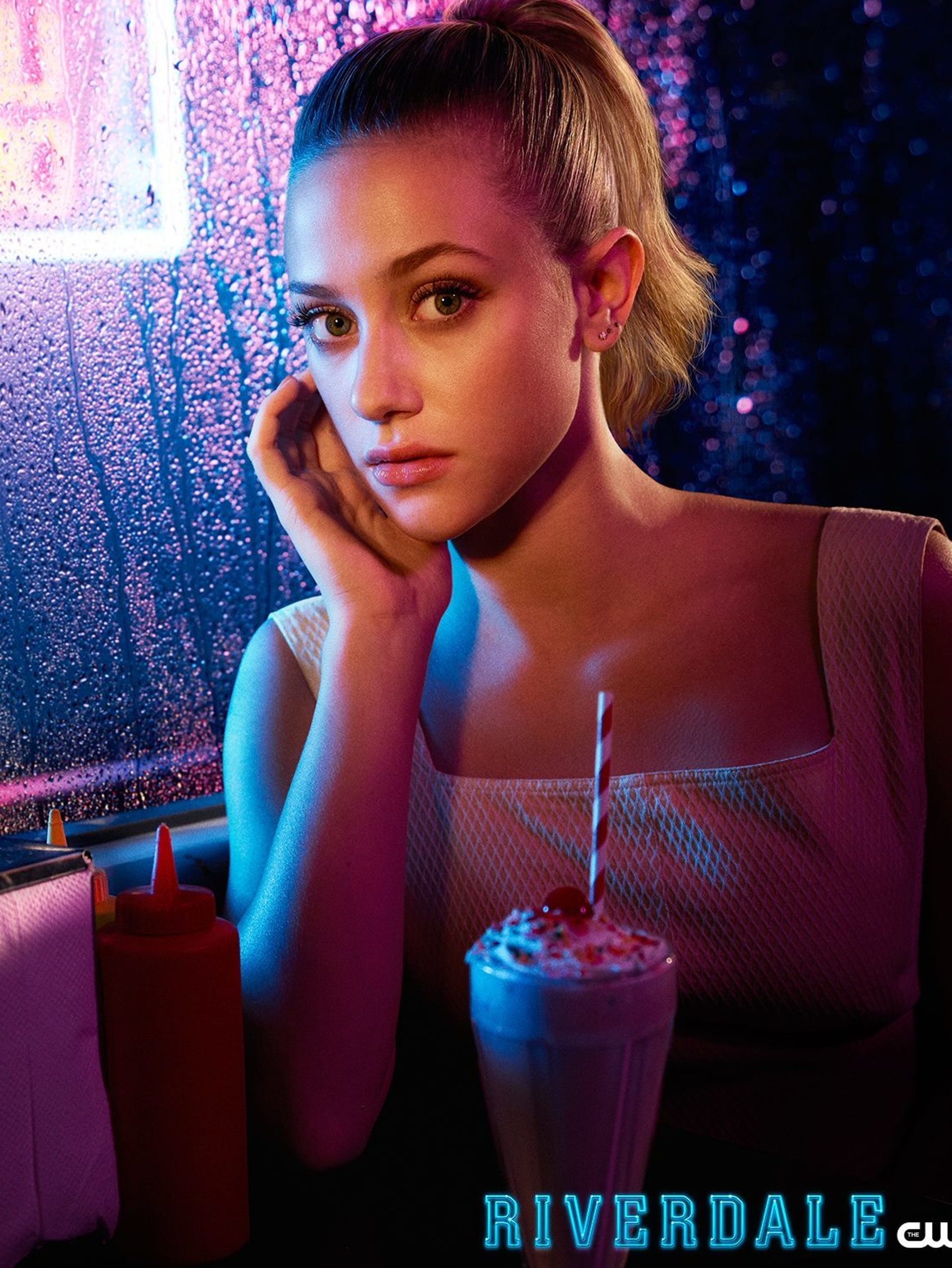 Betty Cooper on 'Riverdale' is darker than she seems