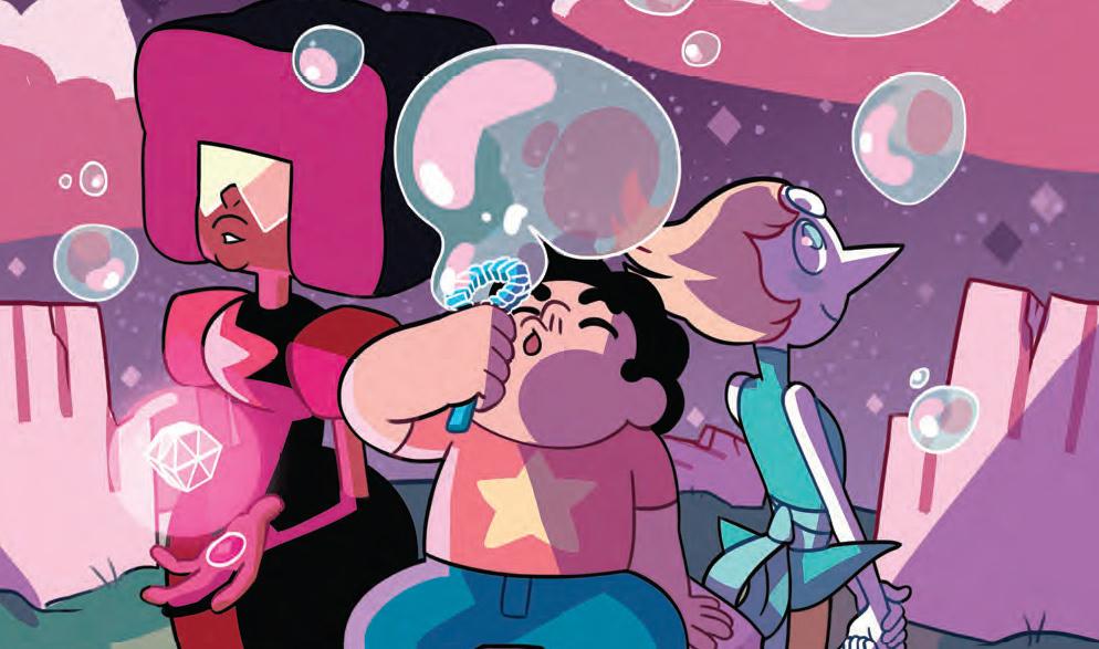 Steven Universe Boom! Studios