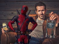 Deadpool Aviation Gin