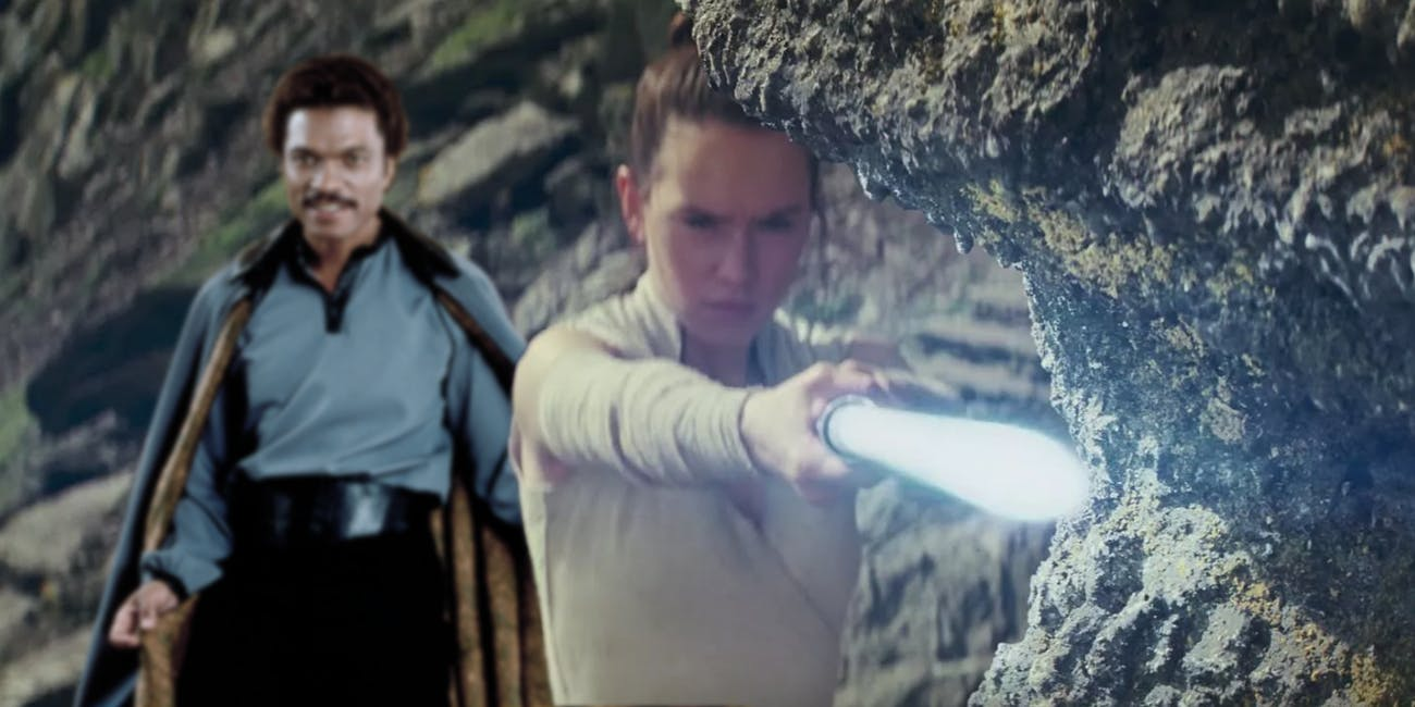 Lando's back, baby