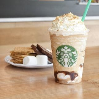 The S'Mores Frappuccino is also back.