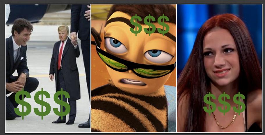 how to make money dank meme