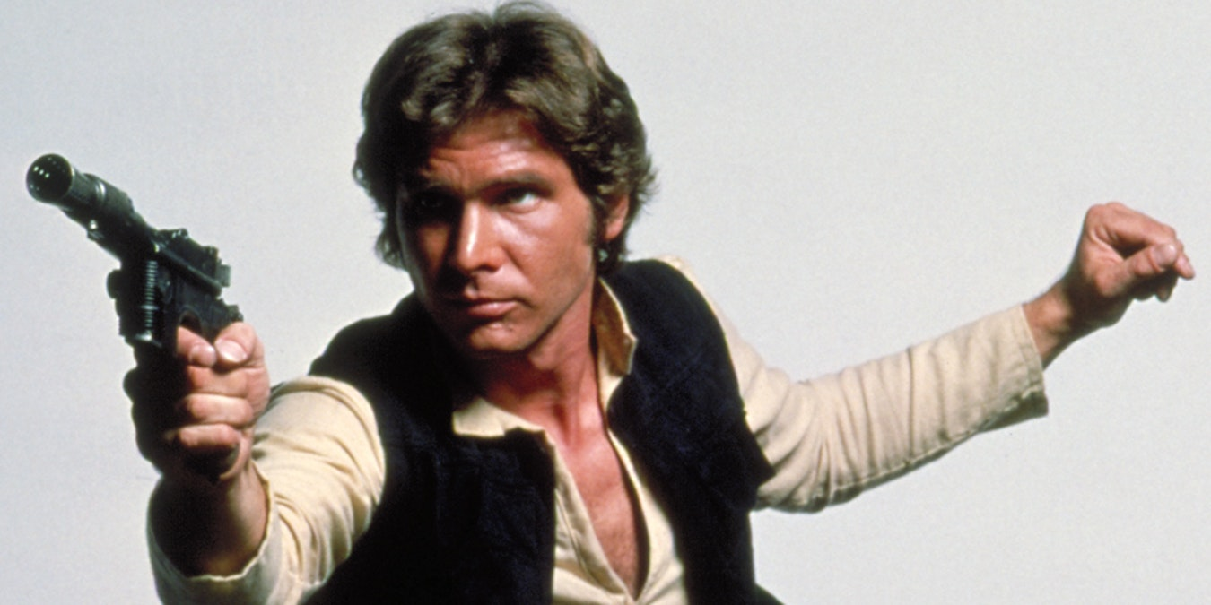 The Han Solo standalone movie will be a space western heist movie.