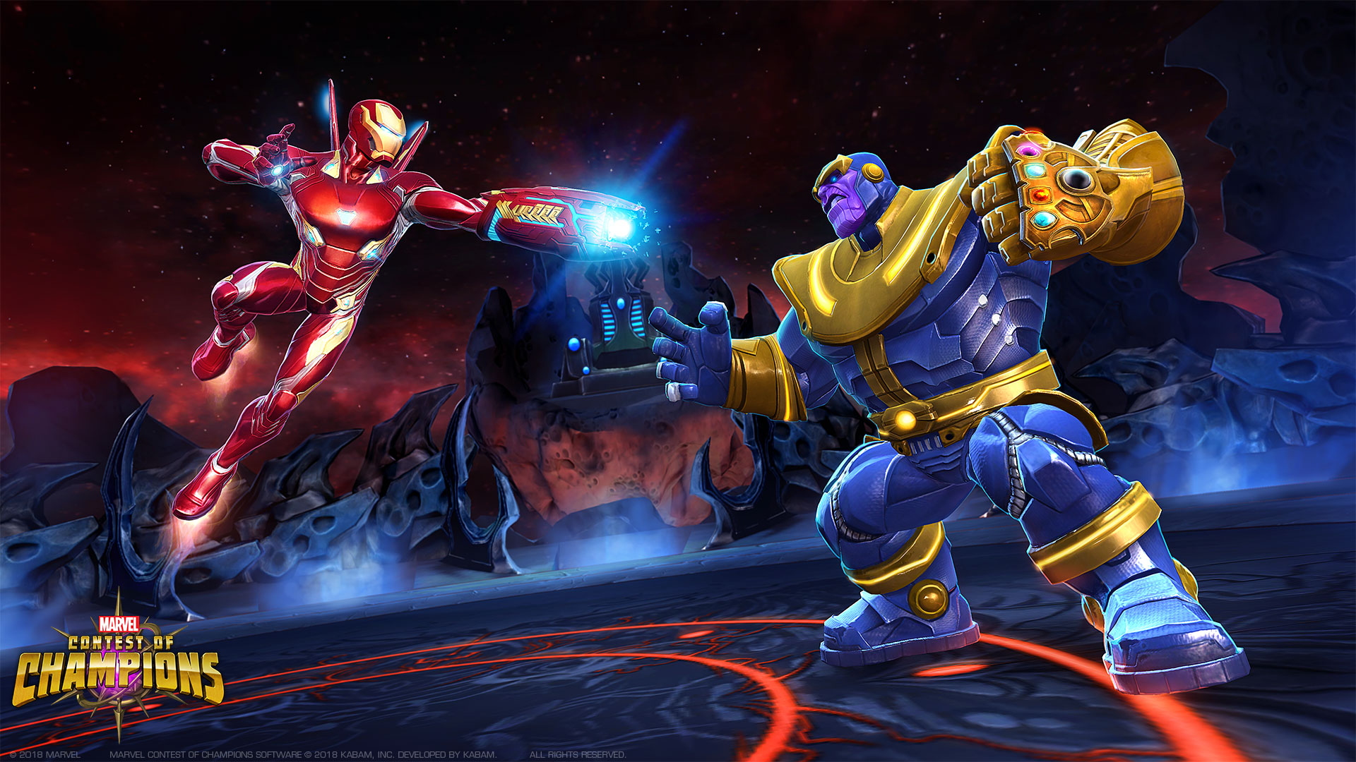 infinity war': why mobile game 'contest of champions' is essential