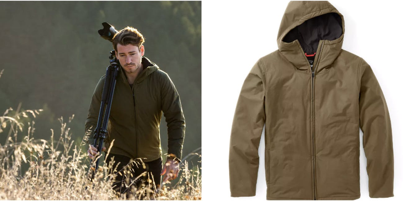 Western Rise The Airloft Jacket