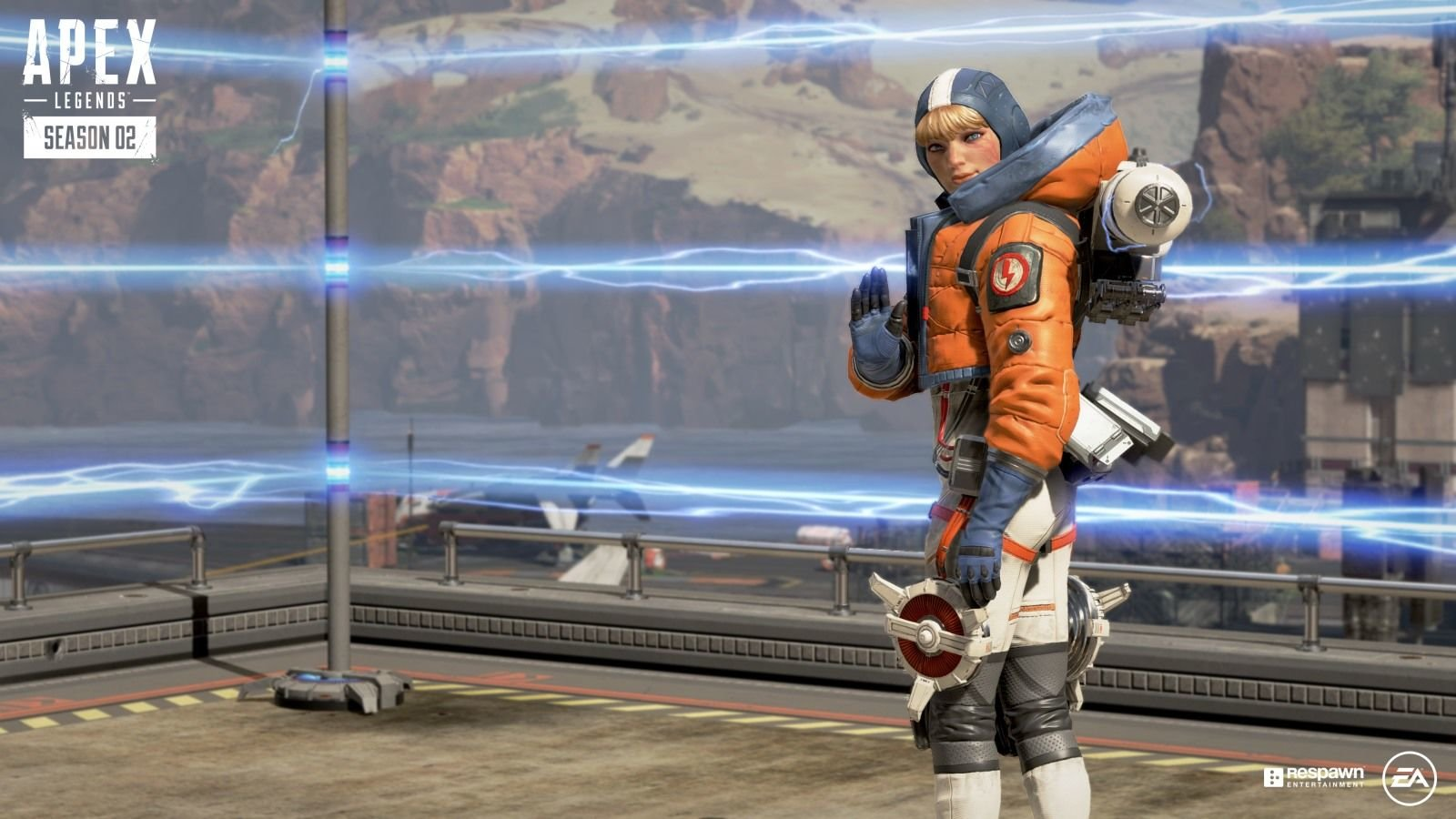 Apex Legends Leaks Reveals New Character, Weapon, and