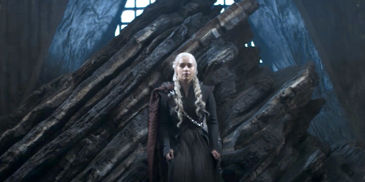 Where Is Daenerys's Throne in the New 'GoT' Season 7 Teaser?