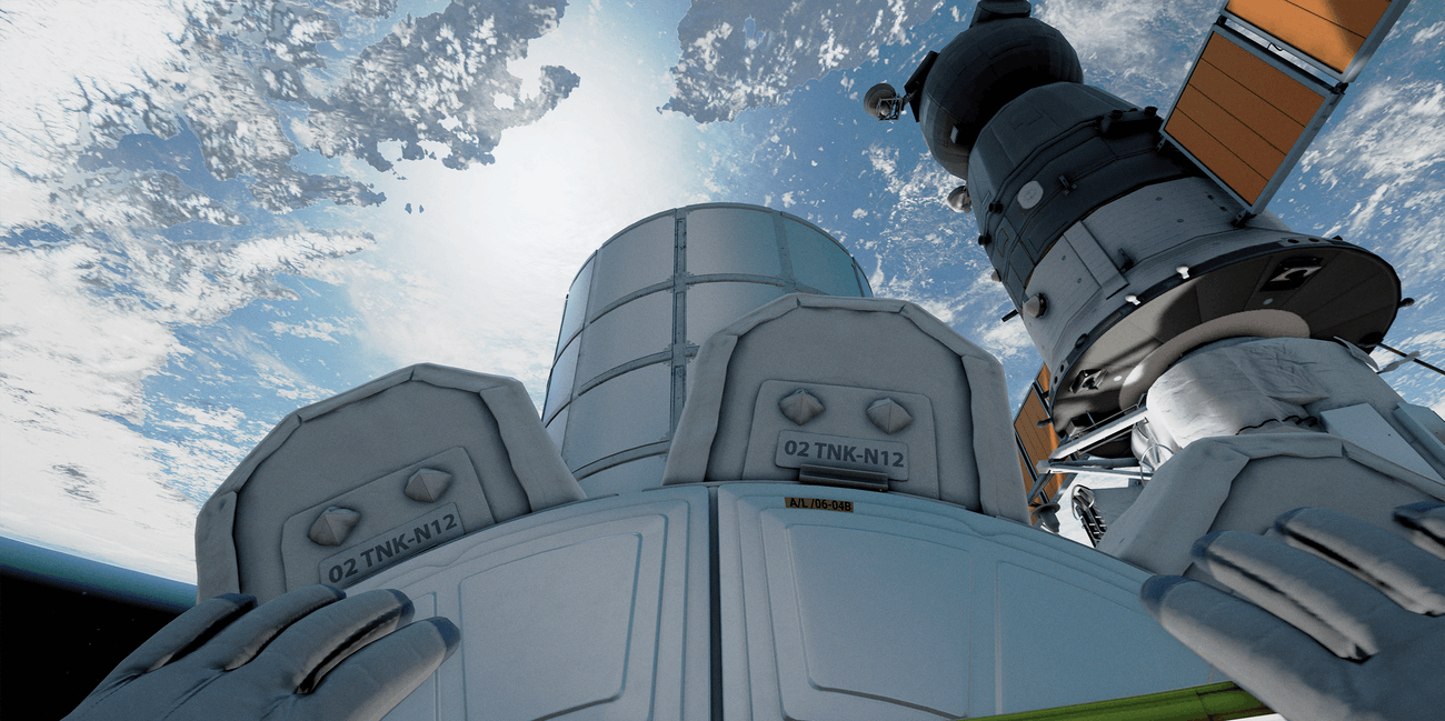 eaed1f2f7dae How to Download the BBC s Tim Peake-Inspired Virtual Reality Spacewalk