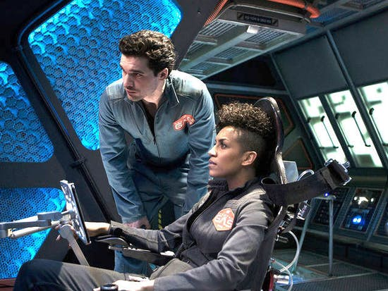 'The Expanse' Authors Have Unprecedented Influence on the Show