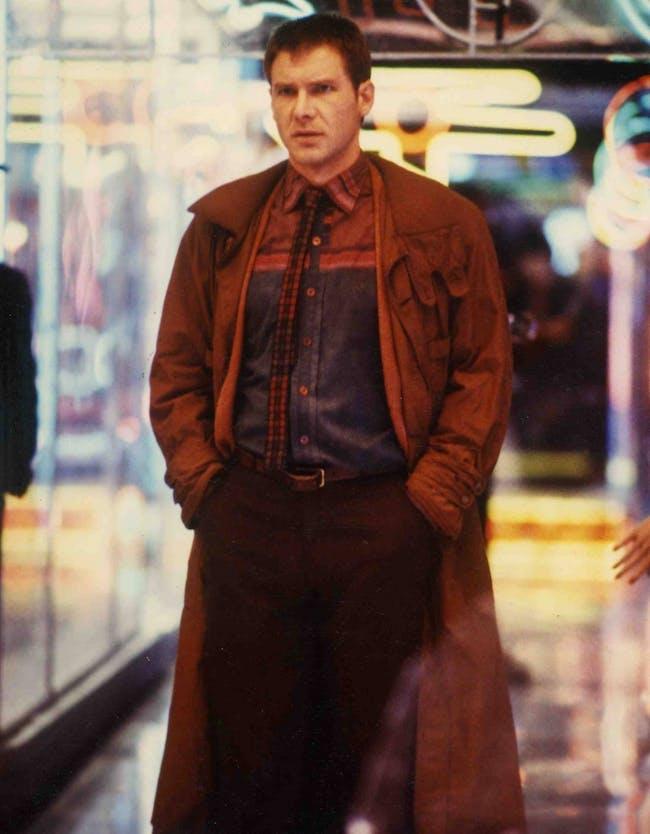 Blade runner 2049 Harrison Ford