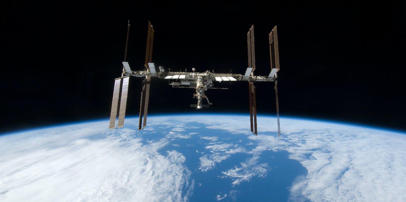 International Space Station (NASA, 09/08/09)