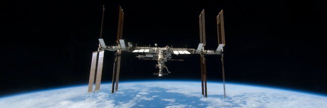 International Space Station (NASA, 09/08/09)