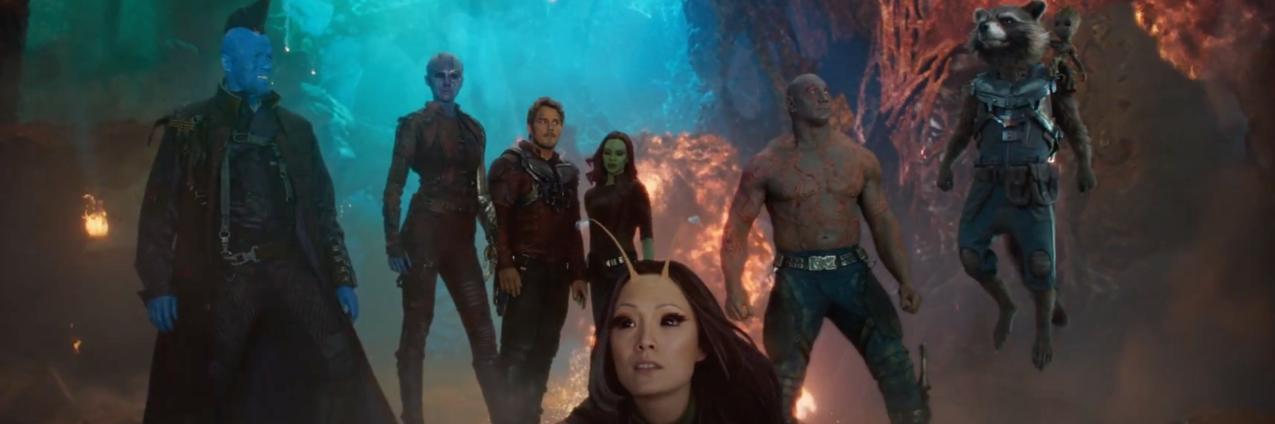 Guardians of the Galaxy Super Bowl Trailer