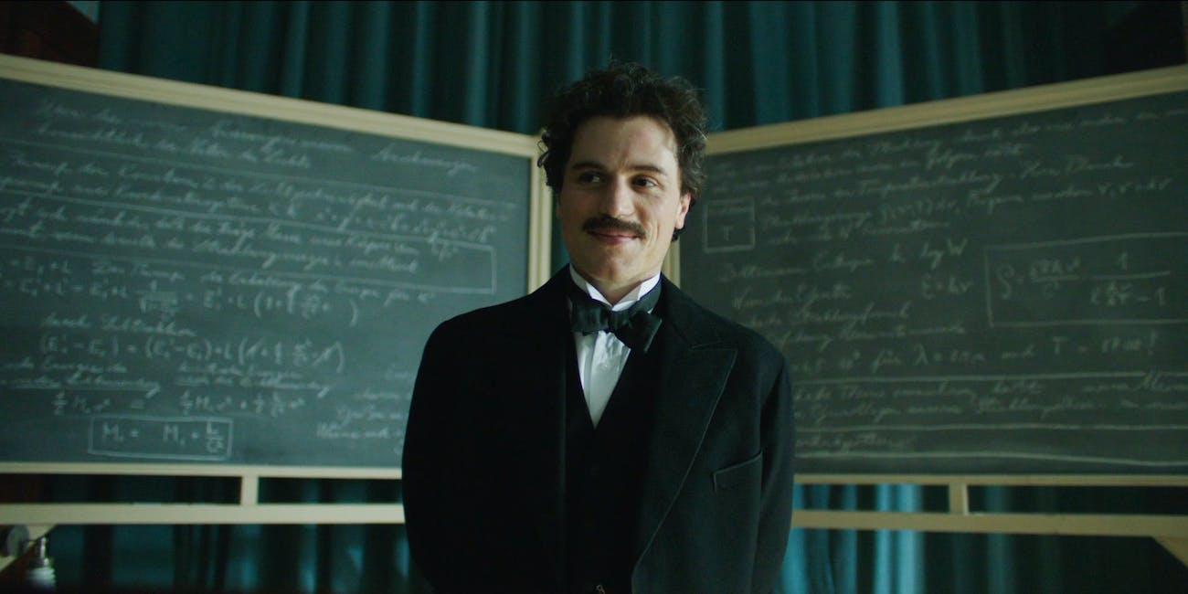 National Geographic Genius Einstein Johnny Flynn