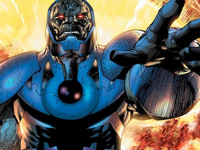 Who Is Darkseid, and What's He Doing in 'Batman v Superman'?